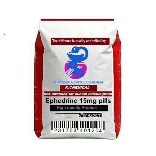 Ephedrine 15mg pills